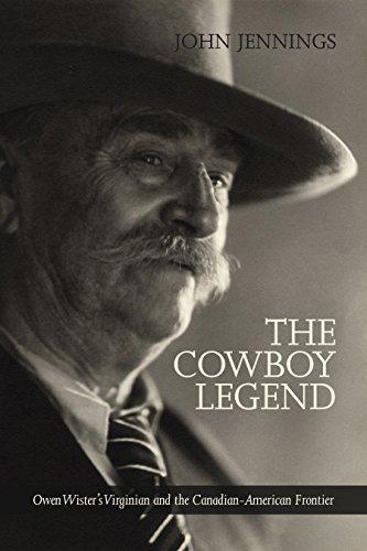 The Cowboy Legend: Jennings, John