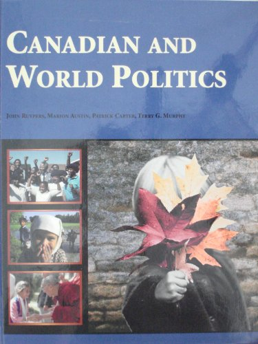 Canadian and World Politics: AUSTIN RUYPERS MURPHY