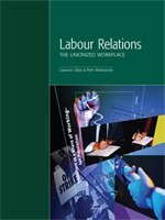 9781552391129: Labour Relations the Unionized Workplace