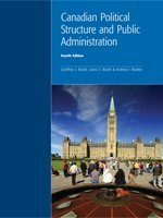 9781552394786: Canadian Political Structure and Public Administration Fourth Edition