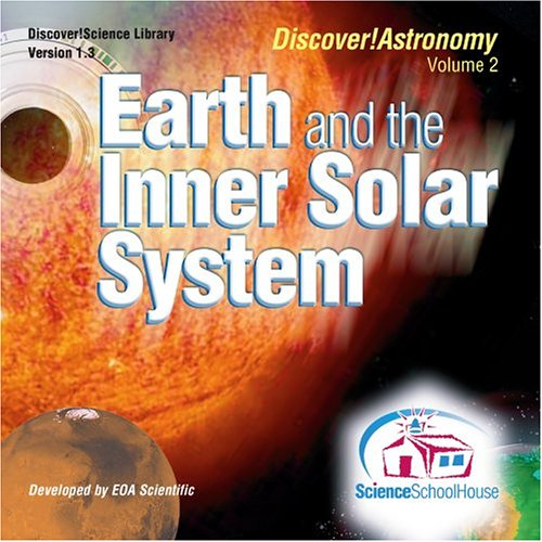 9781552414552: Science SchoolHouse Discover!Astronomy, Vol. 2: Earth and the Inner Solar System
