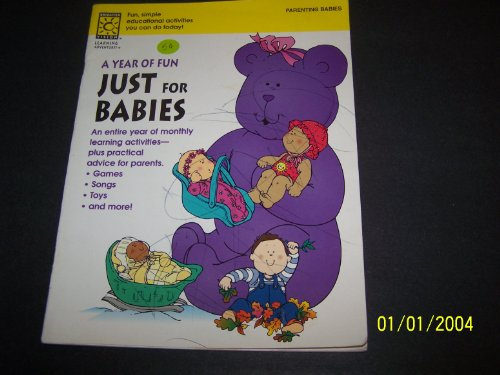 9781552540138: A year of fun just for babies