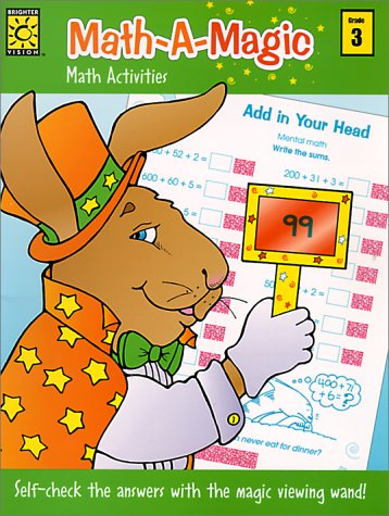 Math-A-Magic: Grade 3: Brighter Vision