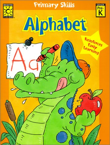 Alphabet - Pre-K (Primary Skills)