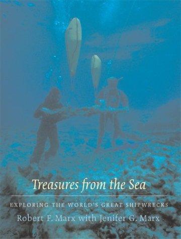 Treasures from the Sea: Exploring the World's: Jennifer Watson, Robert