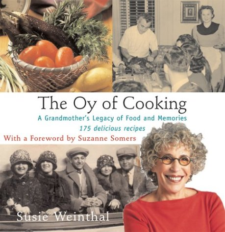 9781552632338: The Oy of Cooking: A Grandmother's Legacy of Food and Memories