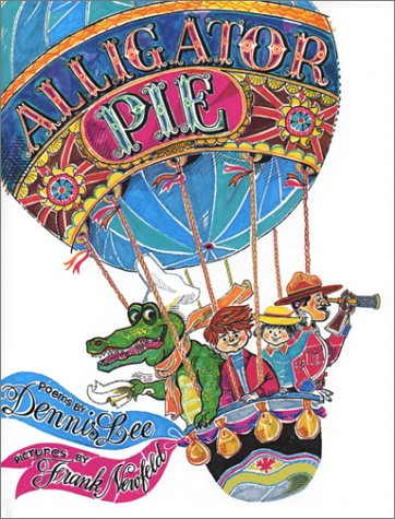 9781552633380: Alligator Pie (Collector's Edition)