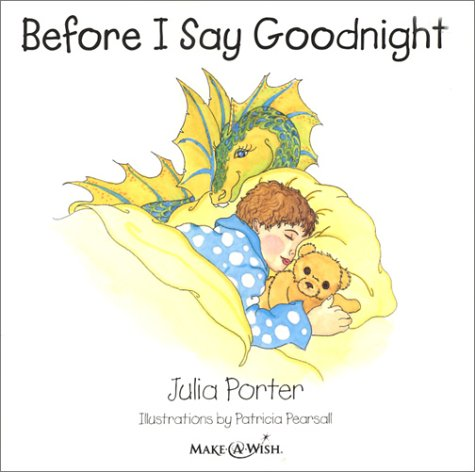 Before I Say Goodnight: Julia Porter