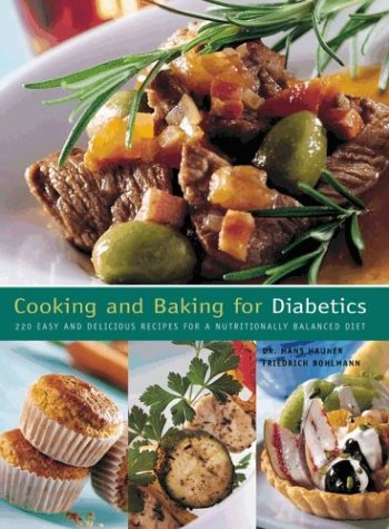 9781552635315: Cooking and Baking for Diabetics