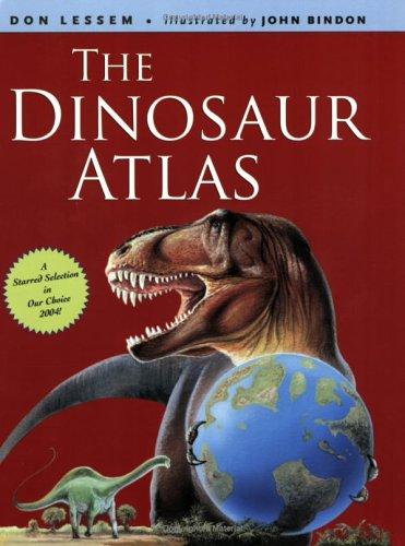 9781552636633: Dinosaur Atlas