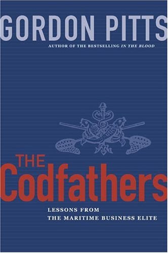9781552637180: Codfathers, Lessons from the Maritime Business: Lessons from the Atlantic Business Elite