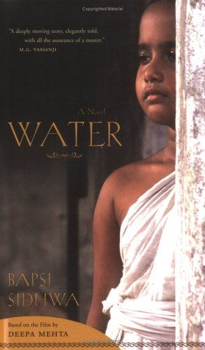 9781552637531: Water : A Novel Based on the Film by Deepa Mehta