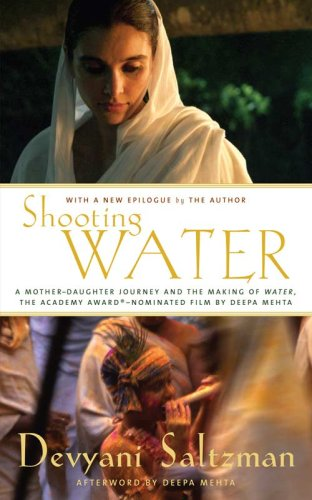 9781552639375: Shooting Water: A Mother-daughter Journey