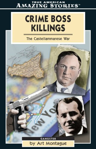9781552651018: Crime Boss Killings: The Castellammarese War (Amazing Stories)