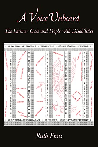 A Voice Unheard: The Latimer Case and People with Disabilities
