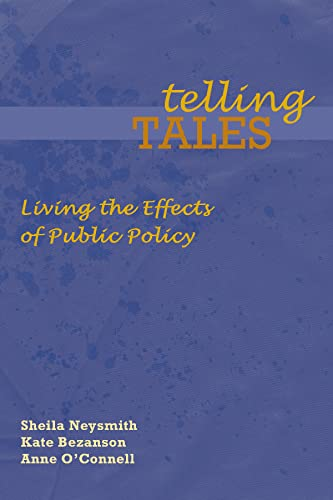 Telling Tales: Living the Effects of Public: Sheila Neysmith, Kate