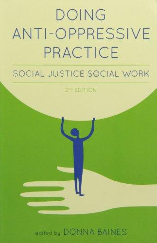 9781552664100: Doing Anti-Oppressive Practice: Social Justice Social Work