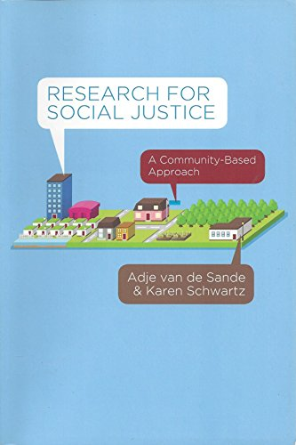 9781552664414: Research for Social Justice: A Community-based Approach