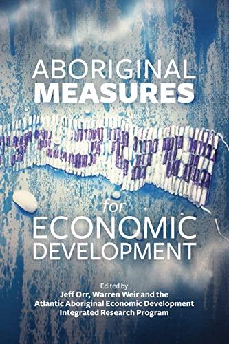 9781552665916: Aboriginal Knowledge for Economic Development