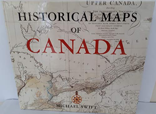 Historical Maps of Canada