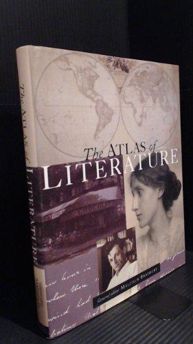 9781552671863: The Atlas of Literature