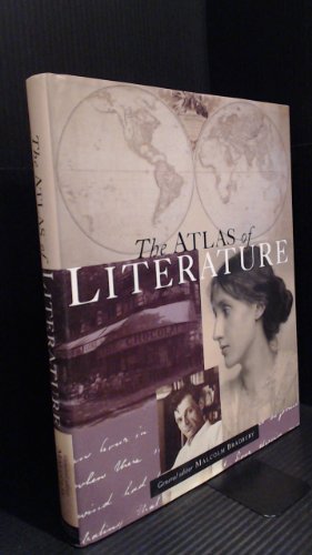 9781552671863: The Atlas of Literature