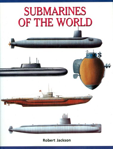 9781552673409: Submarines of the World