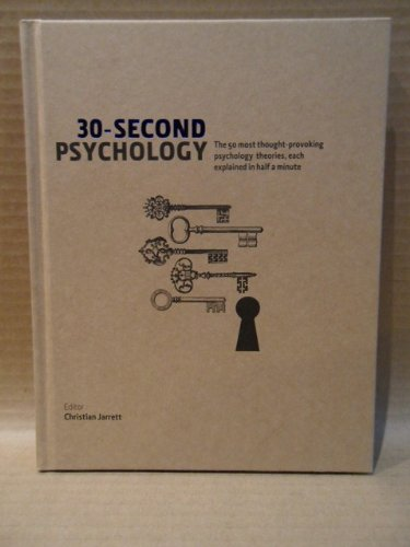 9781552675618: 30-Second Psychology