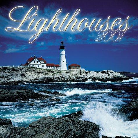9781552751862: Lighthouses 2001 Calendar