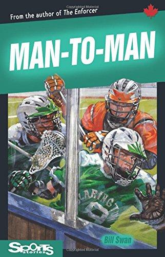 9781552774427: Man-to-Man (Lorimer Sports Stories)
