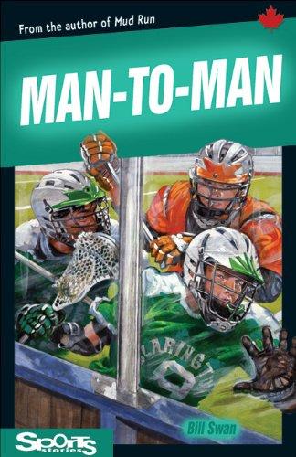 9781552774434: Man to Man (Lorimer Sports Stories)