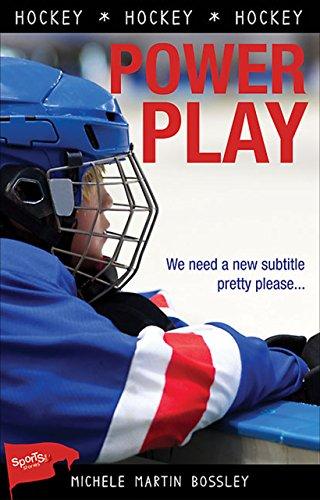 9781552775554: Power Play (Lorimer Sports Stories)