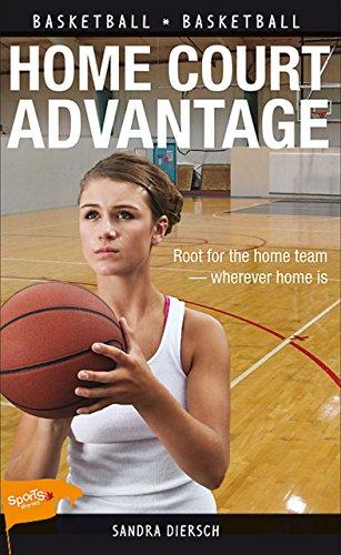 9781552776841: Home Court Advantage (Lorimer Sports Stories)