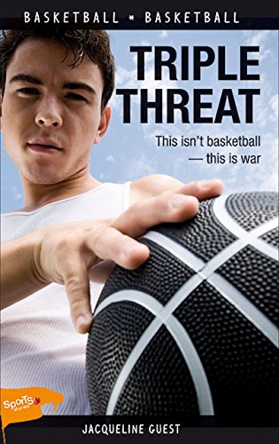 9781552776902: Triple Threat (Lorimer Sports Stories)