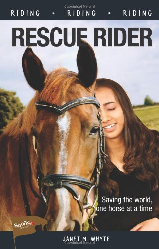 9781552778692: Rescue Rider (Lorimer Sports Stories)