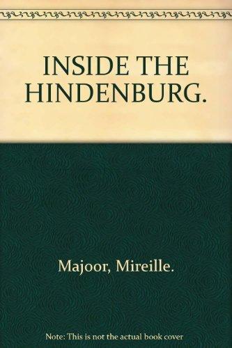 9781552781487: Inside the Hindenburg