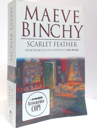 "9781552781524: Signed copy of, ""Scarlet Feather"""