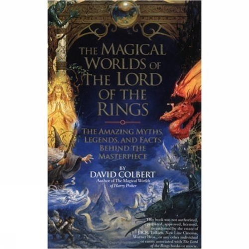9781552783405: The Magical Worlds of Lord of the Rings