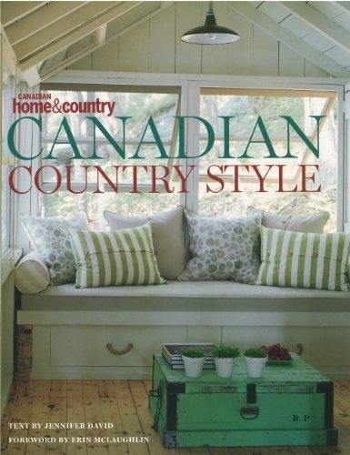 Canadian Country Style: Jennifer David