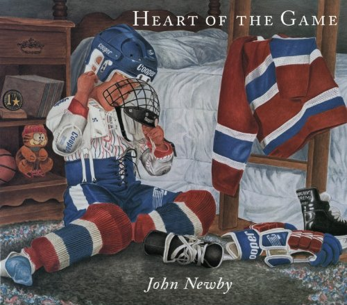 9781552785317: Heart of the Game