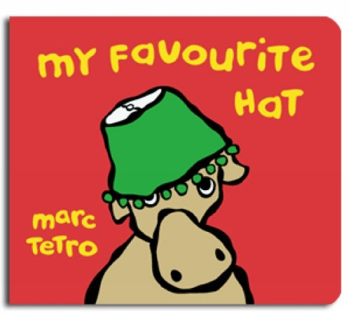 My Favourite Hat: Tetro, Marc