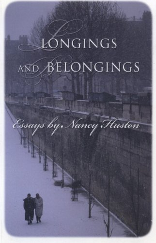 9781552785478: Longings and Belongings