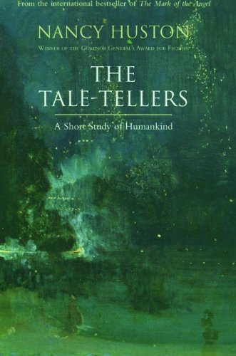 9781552787540: The Tale-Tellers: A Short Study of Humankind