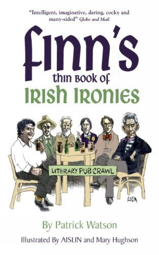 Finn's Thin Book Of Irish Ironies: Watson, Patrick