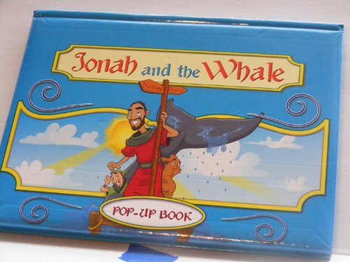 9781552807705: Jonah and the Whale (Pop-up Book)