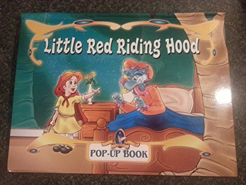 Little Red Riding Hood (Pop-Up Book): None