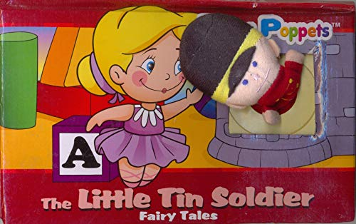 The Little Tin Soldier (Poppets Fairy Tales): Heather Siemers