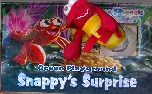 Snappy's Suprise (Ocean Playground Finger Poppets): Alicia Karasiuk