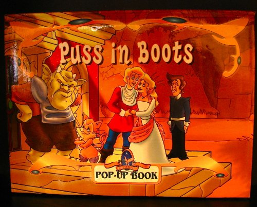 9781552809914: Puss in Boots Mini Pop-Up Book (Fairy Tales)