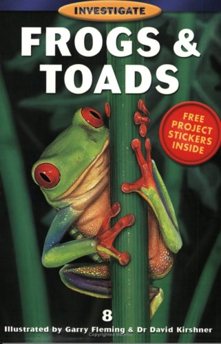 9781552851302: Frogs & Toads (Investigate Series)